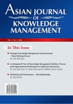 Asian Journal of KM